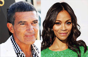 Cine Latino: What Are Antonio Banderas and Zoe Saldana Up To?