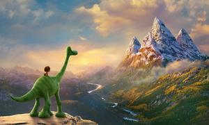 Watch Neil deGrasse Tyson, Destroyer of Movie Science, Take on Pixar's 'The Good Dinosaur'