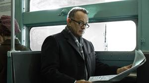 See the Amusing Way Tom Hanks Supports His Son's Movie, Which Opened Opposite 'Bridge of Spies'