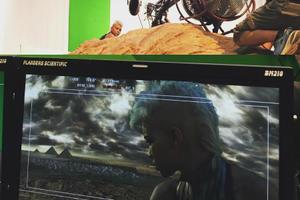 News Briefs: 'X-Men: Apocalypse' Image Reveals Storm in Cairo; 'Jurassic World' Director Teases Possible Sequel Ideas