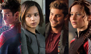 Who'd You Rather? The Most--and Least--Dateable Movie Characters of 2014
