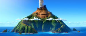 News Bites: See the Bubbly First Image from Pixar's 'Lava'