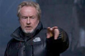 Cast Touts Ridley Scott in New 'Promentheus' Featurette