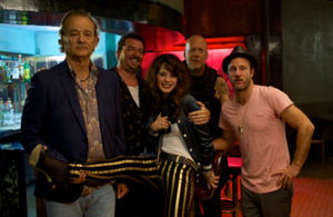 News Briefs: First Look at Bill Murray in 'Rock the Kasbah'