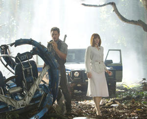 Check out all the movie photos of 'Jurassic World'