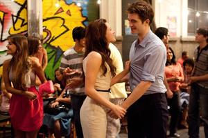 """Kristen Stewart and Robert Pattinson in """"The Twilight Saga: Breaking Dawn - Part 1."""""""