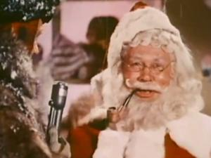 Santa Claus Conquers The Martians: Interview With Santa