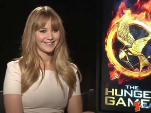 Exclusive: The Hunger Games - The Fandango Interview