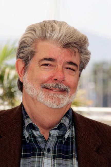 George Lucas at the 58th International Cannes Film Festival photocall of