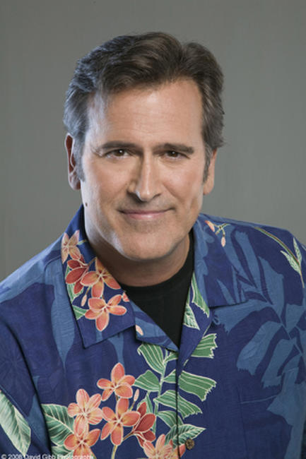 Bruce Campbell as himself in
