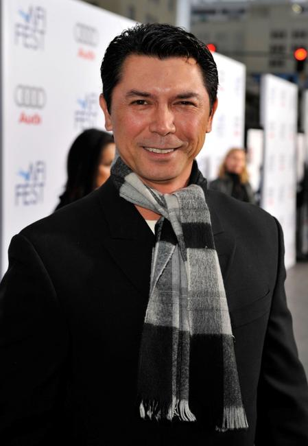 Lou Diamond Phillips at the 2008 AFI Fest centerpiece gala screening of