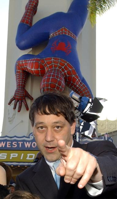 Sam Raimi at the California premiere of