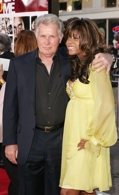 Martin Sheen and Taraji P. Henson at the Los Angeles Film Festival opening night screening of the film