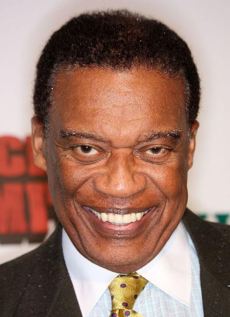 Bernie Casey at the premiere of