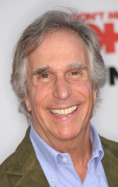 Henry Winkler at the premiere of