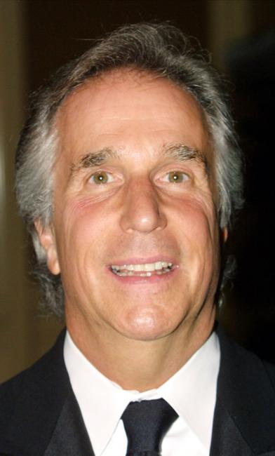 Henry Winkler at the Music Center's Distinguished Artist Awards 2003 Gala.