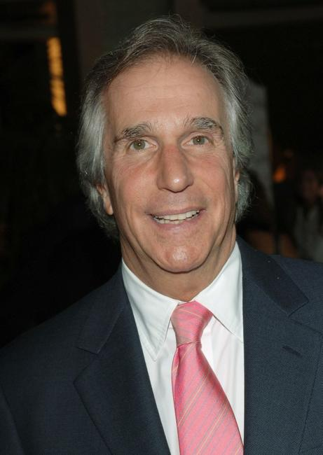Henry Winkler at the Dinner of Champions