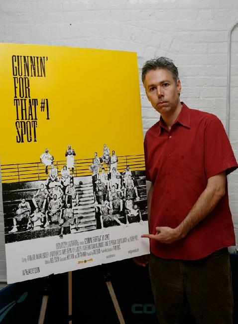 Adam Yauch at the after party of