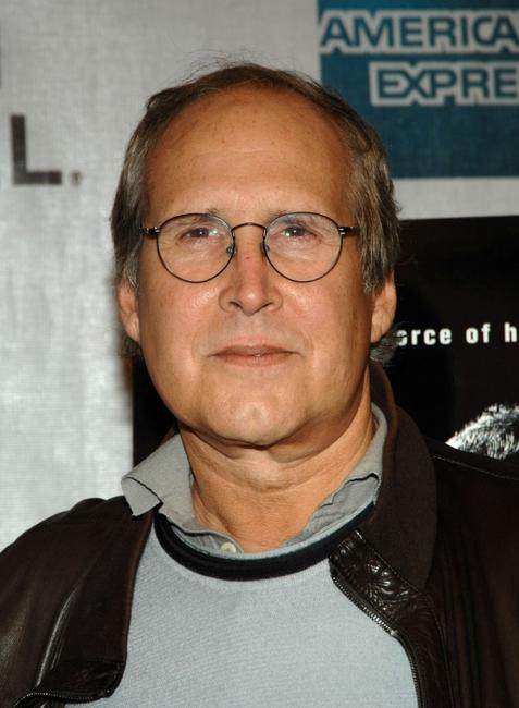 Chevy Chase at the premiere of