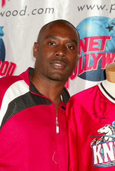 "Morris Chestnut during an appearance to promote ""Like Mike"" in New York City."