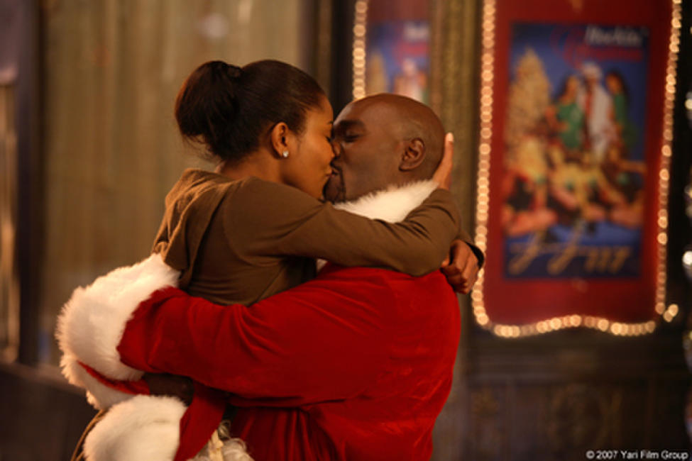 Gabrielle Union and Morris Chestnut in