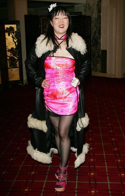 Margaret Cho at Bette Midler's New York Restoration Project's Annual Hulaween gala benefit.