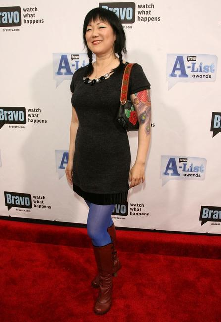 Margaret Cho at the First A-List Awards show.