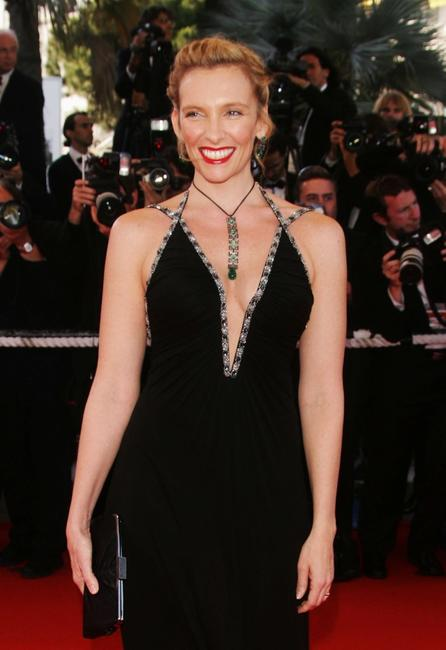 Toni Collette at the premiere of