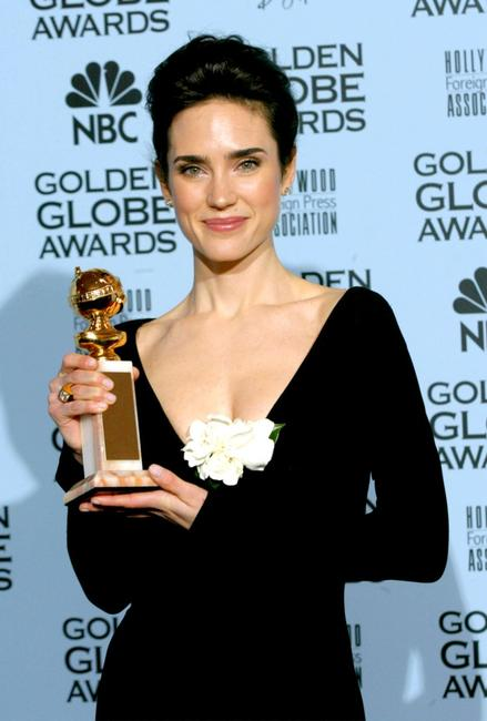 Jennifer Connelly at the 59th Annual Golden Globe Awards.