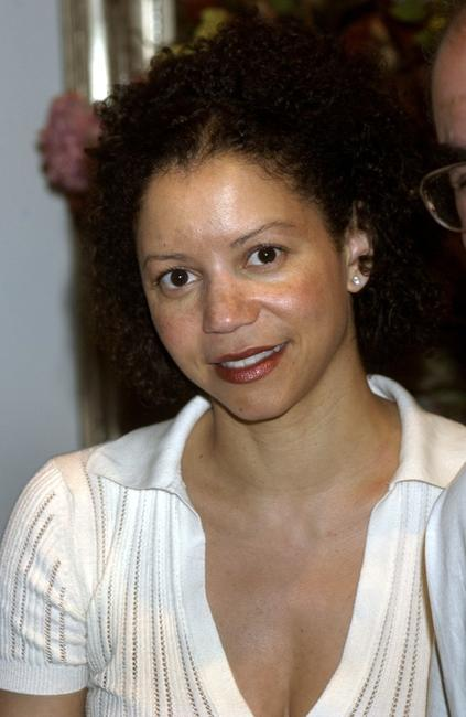 Gloria Reuben at the Treatment Action Campaign's AIDS Benefit showcasing a number of South African Films.