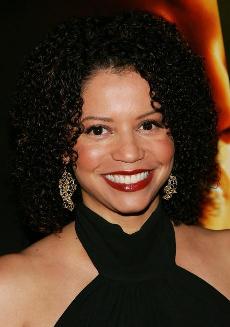 Gloria Reuben at the screening of