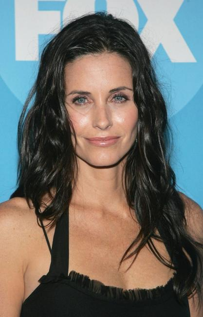 Courteney Cox Arquette at the 2006 Fox Summer TCA party.