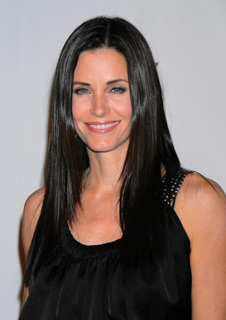 Courteney Cox Arquette at the Los Angeles premiere of