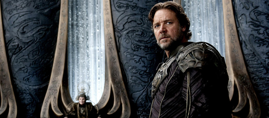 Russell Crowe as Jor-El in