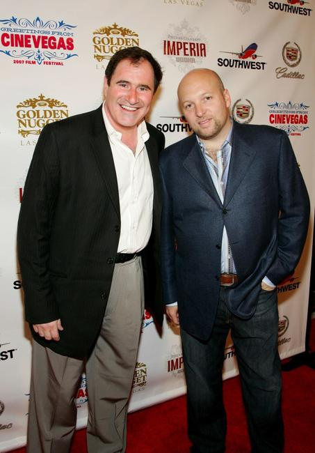 Richard Kind and Zak Penn at the screening of