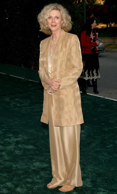 Blythe Danner at the 15th Annual Environmental Media Awards.