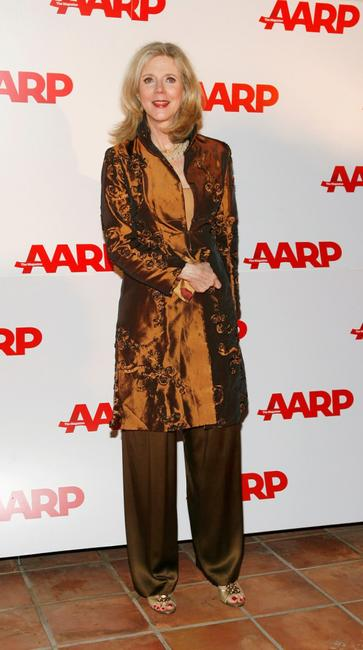 Blythe Danner at the 6th Annual AARP Movies For Grownups Awards.