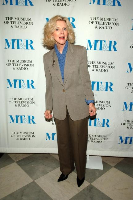 Blythe Danner at the Launch Party For