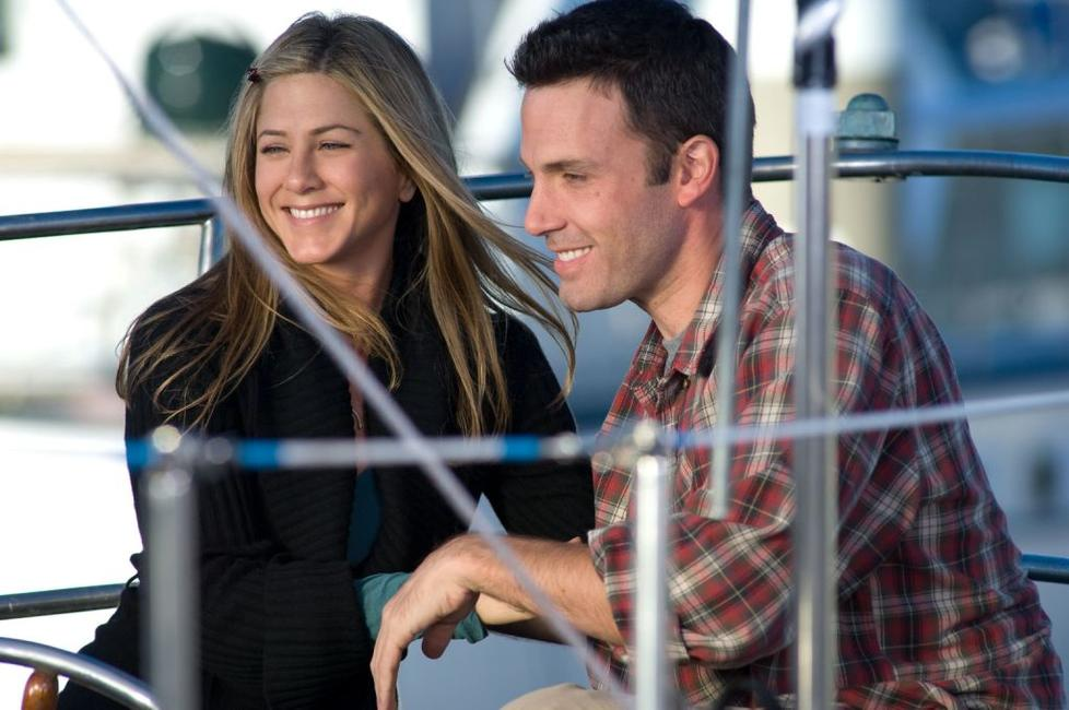 Jennifer Aniston as Beth and Ben Affleck as Neil in