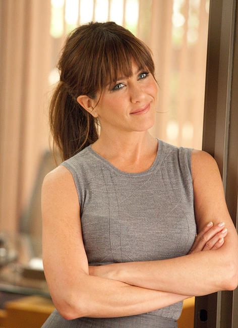 Jennifer Aniston as Dr. Julia Harris in