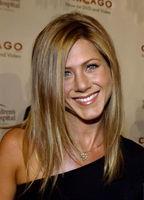 Jennifer Aniston at the 2nd Annual