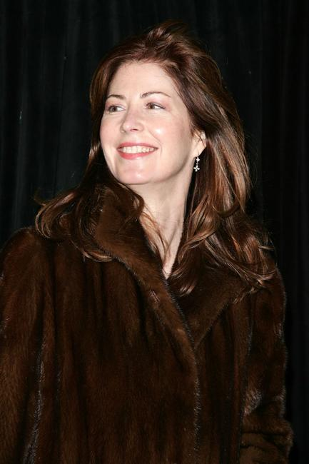 Dana Delany at the opening night of