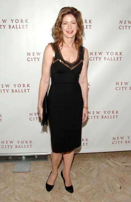 Dana Delany at the New York City Ballet opening night gala.