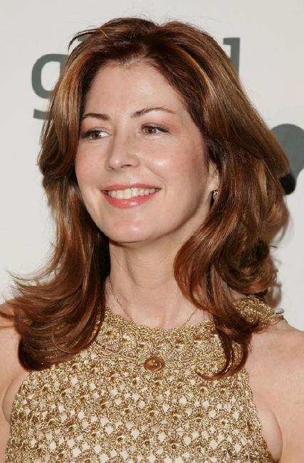 Dana Delany at the 18th annual GLAAD Media Awards.