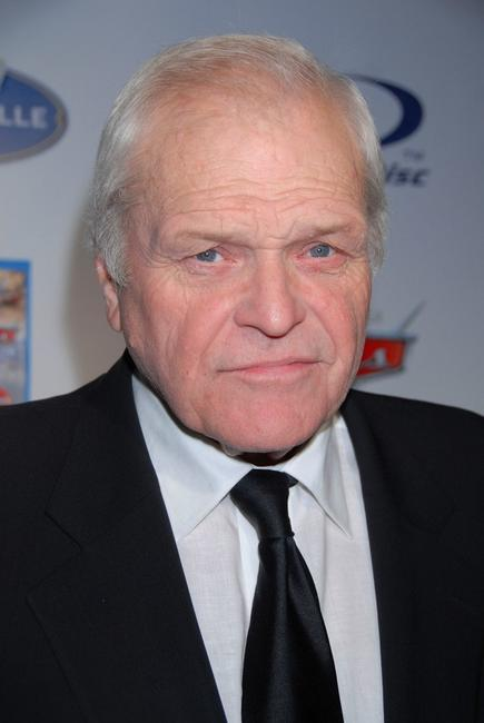 Brian Dennehy at the celebration of the releases of