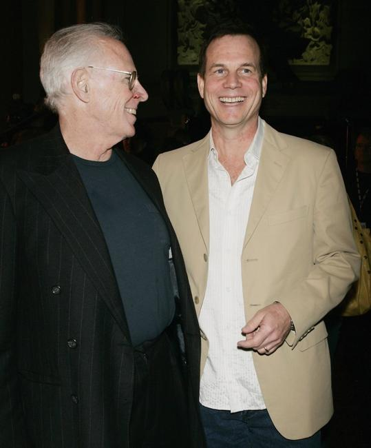 Bruce Dern and Bill Paxton at the premiere of the HBO Original Series Big Love.