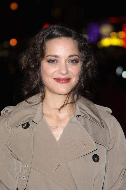 Marion Cotillard at the 2008 Cesar Film Awards.