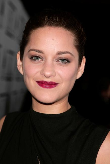 Marion Cotillard at the 2007 LA Film Critic's Choice Awards.
