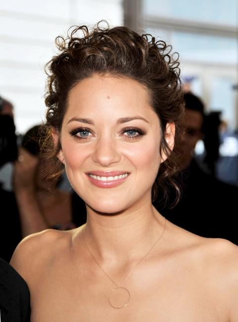 Marion Cotillard at the Illinois premiere of