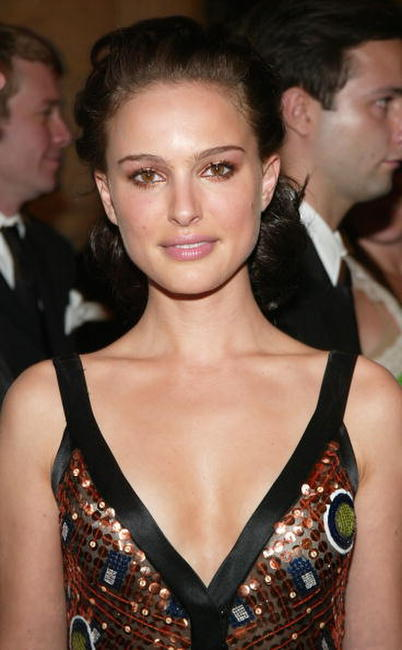 Natalie Portman at the '2004 CFDA Fashion Awards' in New York City.